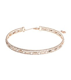 Anne Klein® Pearl Choker Necklace