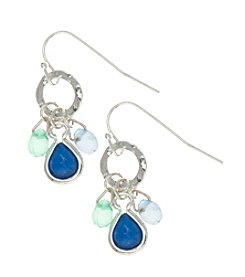 Nine West Vintage America Collection® Small Shaky Drop Earrings