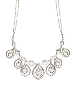 Nine West Vintage America Collection® Shaky Frontal Necklace