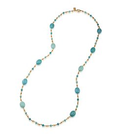 Lauren Ralph Lauren® Paradise Found Illusion Necklace
