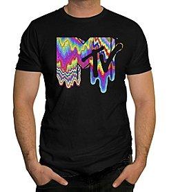 Changes Men's Short Sleeve MTV Doodle Tee