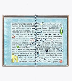 Tandem for Two Rochester Michigan Bucket List Notecards