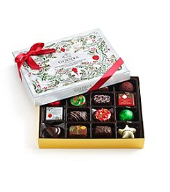 Godiva® 16-pc. Holiday Chocolate & Truffle Box