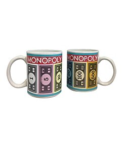 Hasbro® Monopoly® Cocoa For Two