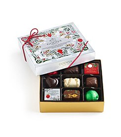 Godiva® 9-Pc. Seasonal Gift Box
