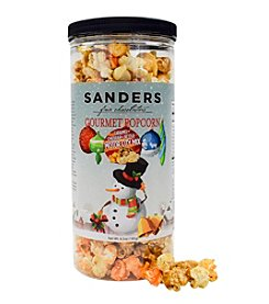 Sanders Holiday Motor City Popcorn Mix