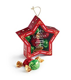 Godiva® Star Ornament With Truffles