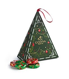 Godiva® Holiday Ornament With Foil Medallions