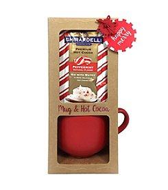 Ghirardelli® Cocoa Mug Gift Set