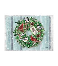 LPG Greetings 40-Ct. Noel Wreath Holiday Cards