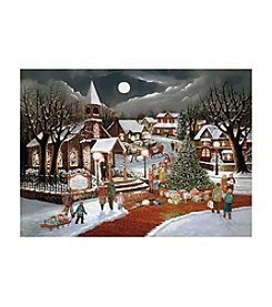 LPG Greetings 40-Ct. Winter Welcome Scene Holiday Cards