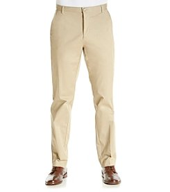 Calvin Klein Men's Refined Cotton Twill Pants