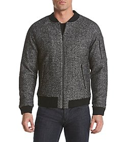 Calvin Klein Men's Heather Bomber Jacket