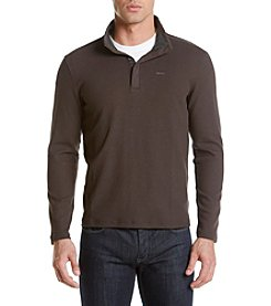 Calvin Klein Men's Long Sleeve Mock Neck Pullover Top