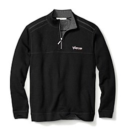Tommy Bahama® NFL® Minnesota Vikings Men's Flipside Pro 1/2 Zip Pullover