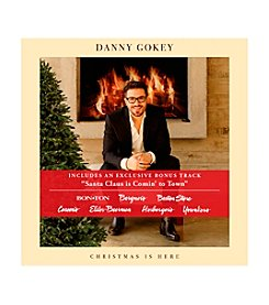 Christmas Is Here Album by Danny Gokey