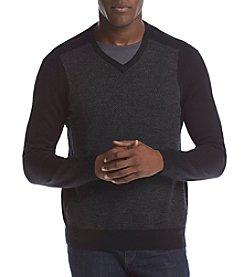 Calvin Klein Men's Birdseye Merino Sweater