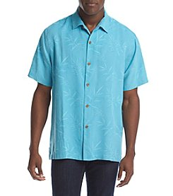 Tommy Bahama® Men's Luau Floral Camp Short Sleeve Button Down Shirt