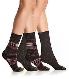 GOLD TOE® Striped Boot Socks