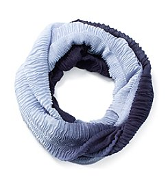 Cejon® Ombre Rouched Loop Scarf