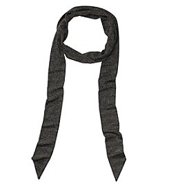 Steve Madden® Slinky Metallic Long And Skinny Scarf