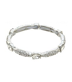Napier® Light Antique Stretch Bracelet