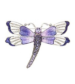 Napier® Boxed Dragon Fly Pin