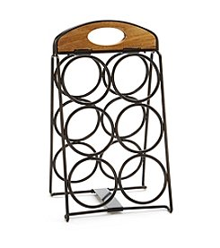 Pfaltzgraff® Foldable Wine Rack