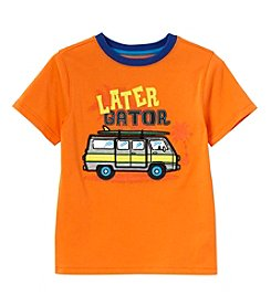 Mix & Match Boys' 4-7 Short Sleeve Graphic Tee