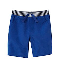 Mix & Match Boys' 2T-4T Drawstring Waistband Knit Shorts
