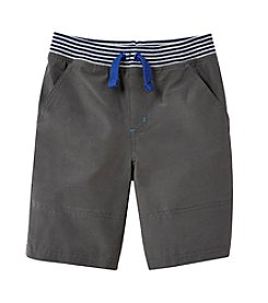 Mix & Match Boys' 4-8 Knit Waistband Cotton Nylon Shorts
