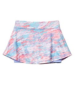 Exertek® Girls' 4-6X Printed Skort