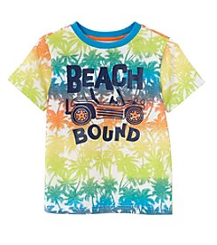 Mix & Match Boys' 2T-8 Short Sleeve Printed Tee