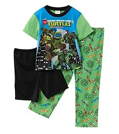 Nickelodeon® Boys' 4-10 3-Piece TMNT Comic Ninjas Set