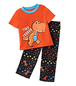 Komar Kids® Boys' 2-Piece Printed Tiny Terror Set