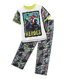Komar Kids® Boys' 4-12 2-Piece Marvel® Justice League Set