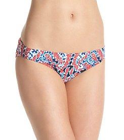 MICHAEL Michael Kors® Classic Printed Bikini Bottoms