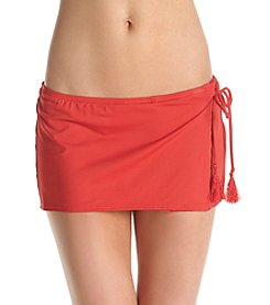 MICHAEL Michael Kors® Side Tie Swim Skirt