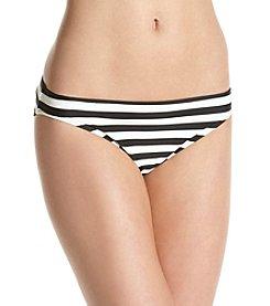MICHAEL Michael Kors® Stripe Classic Bikini Bottom