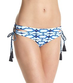 MICHAEL Michael Kors® Lace Up Euro Bikini Bottom
