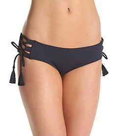 MICHAEL Michael Kors® Lace Up Bikini Bottoms
