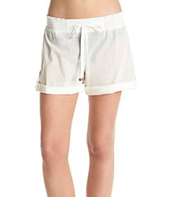 MICHAEL Michael Kors® Coverup Shorts