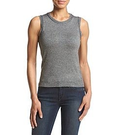 Calvin Klein Petites' Shell Sweater