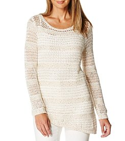 Rafaella® Petites' Sparkle Sweater