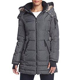 HFX Halifax Petites' Cuff Down Jacket