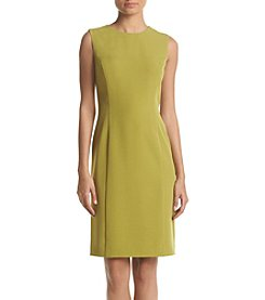 Kasper® Crepe Dress