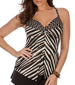 Miraclesuit® Opposites Attract Love Knot Top