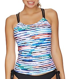 NEXT by Athena® Perfect Alignment: Third Eye Tankini Top