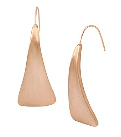 Robert Lee Morris Soho™ Sculptural Petal Drop Earrings