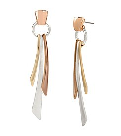 Robert Lee Morris Soho™ Geometric Stick Linear Earrings